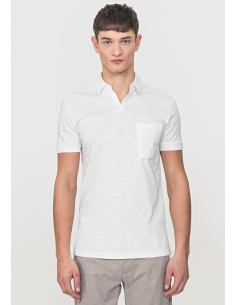 REGULAR-FIT POLO SHIRT IN...